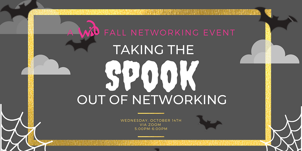Taking the Spook out of Networking