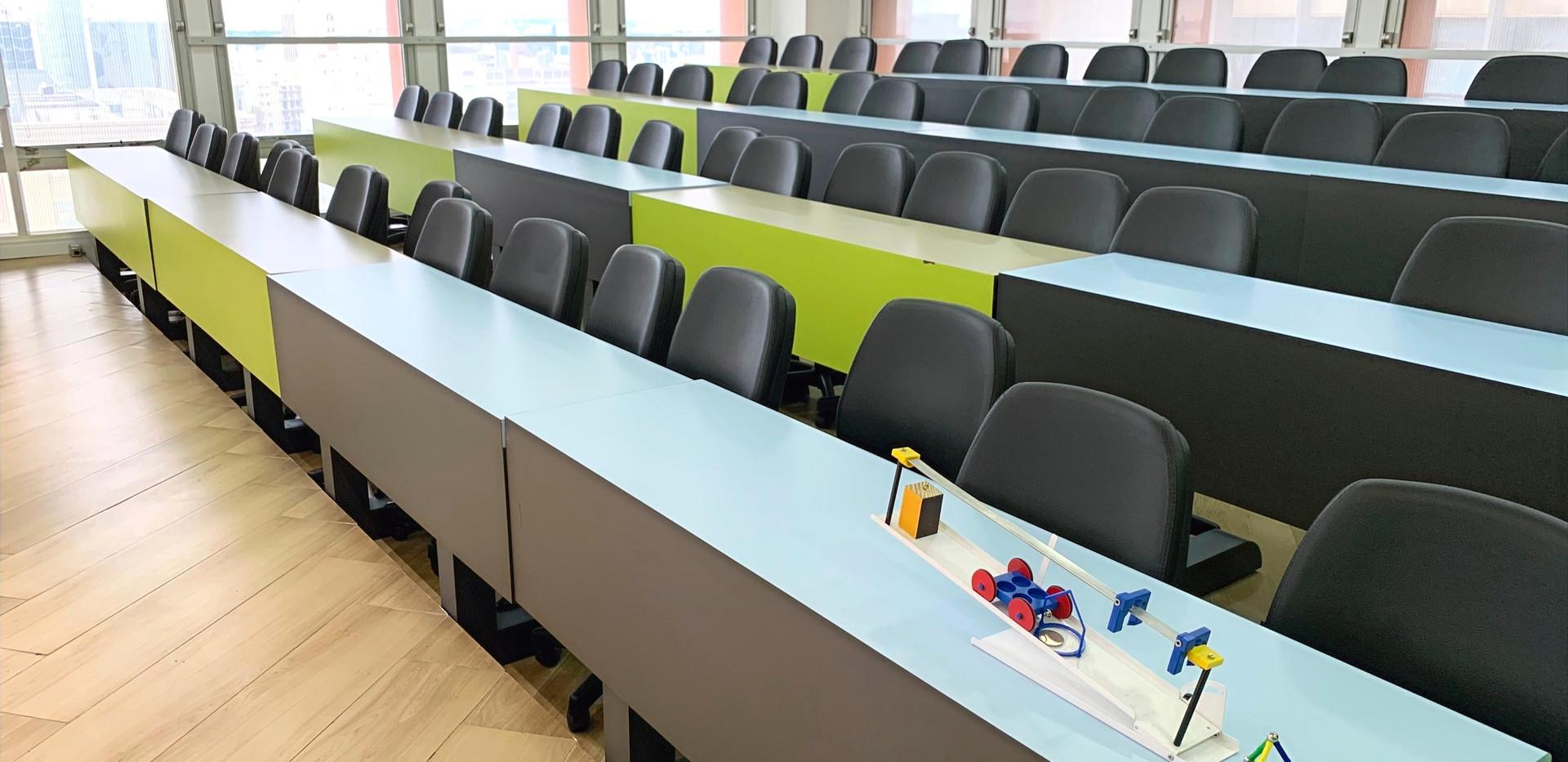 Sala de aula A