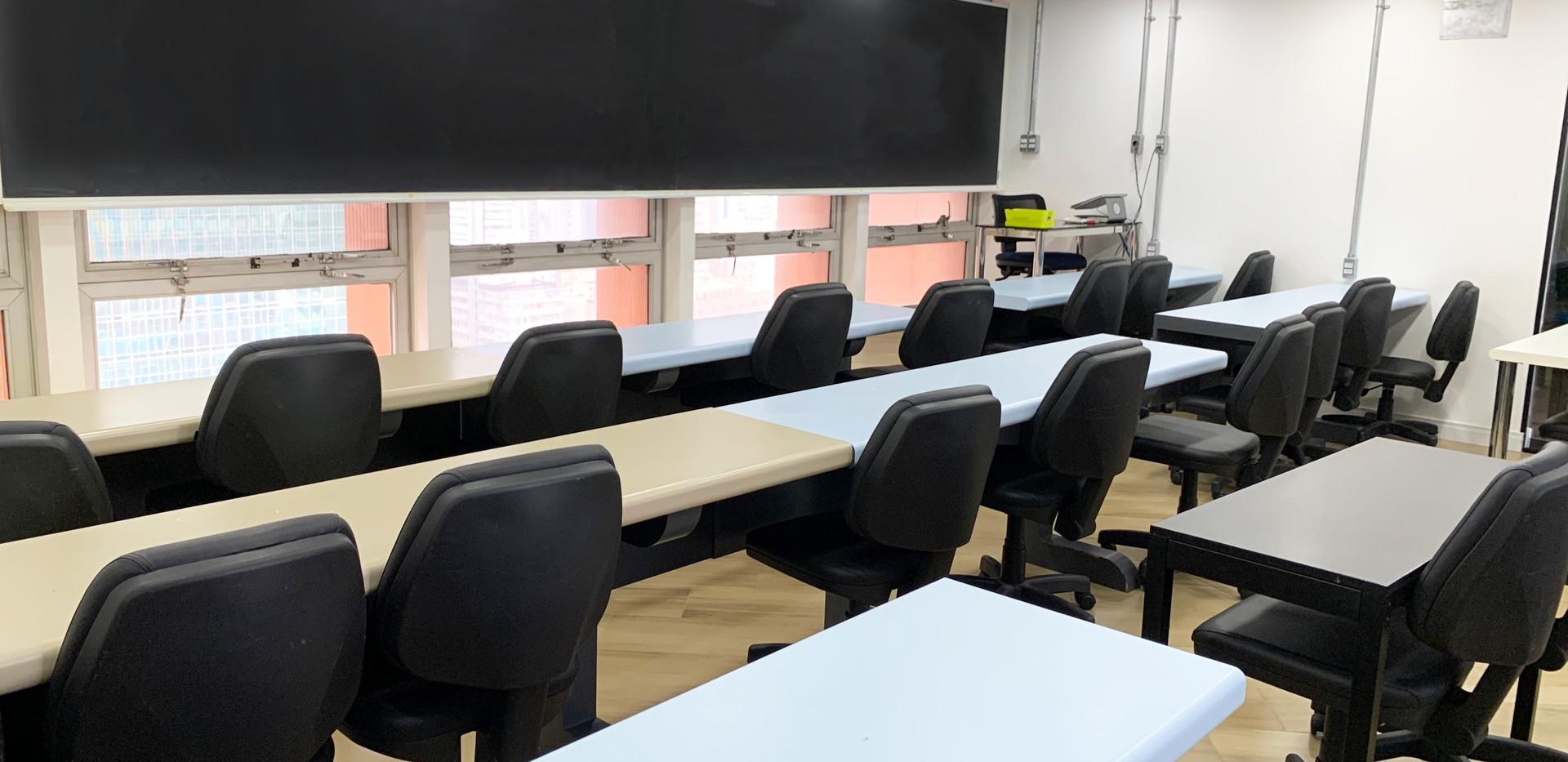 Sala de aula B