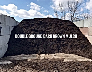 Artisan Stone Products double-ground dark brown mulch ensures consistent shredding, faster nutrient release, and easier spreading.  Call us at 217-697-8433 for same-day double-ground dark brown mulch delivery in the Springfield, IL area - by the half cubic yard or one cubic yard scoop!