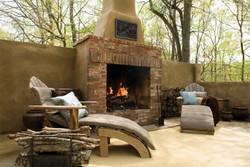 Firerock fireplace