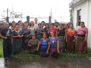 Implementing a Mobile Technology to Battle Childhood Malnutrition in Guatemala