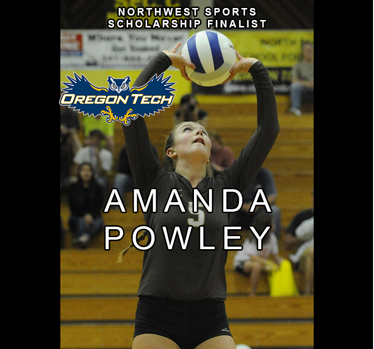 Amanda Powley Scholarship Finalist