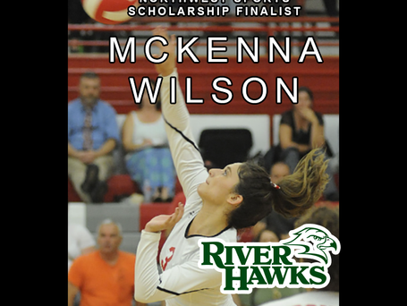 Scholarship Finalist McKenna Wilson