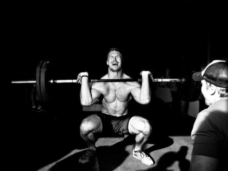 Crossfit ... The Creationists of Fitness