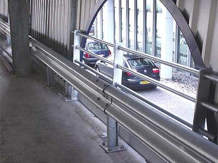 Parking Atlantic House Antwerpen