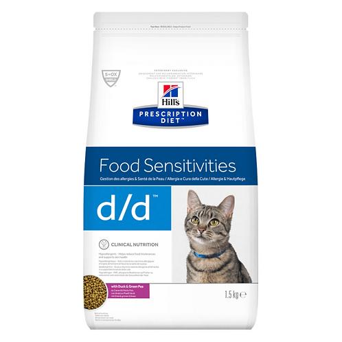 Feline D/D Canard 1,5 kg