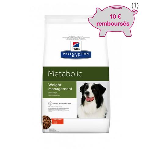 Canine Metabolic 12kg