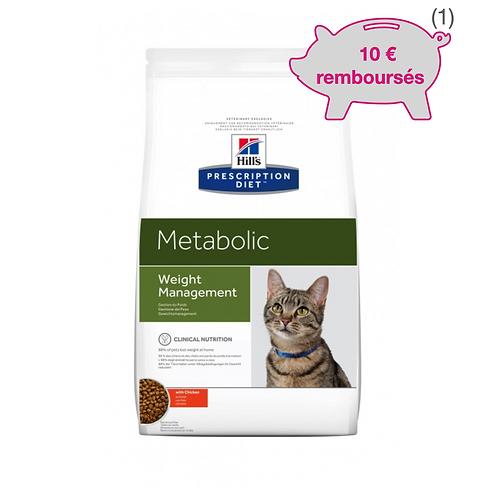 Feline Metabolic 4 kg