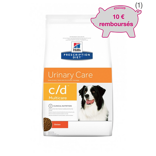 Canine C/D Multicare 12kg