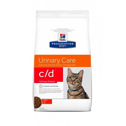 Feline C/D Urinary Stress Poulet 1,5kg