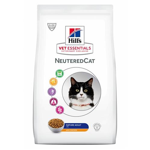 Vetessentials Mature Neutered Cat Poulet 2,5kg