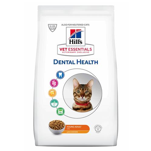 Vetessentials Feline Adult Dental Health Poulet 2,5 kg