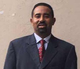 Getachew M. Beneberu Coordinator (Ethiopia)