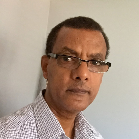 Fekadu Tekle       Board member & Outreach