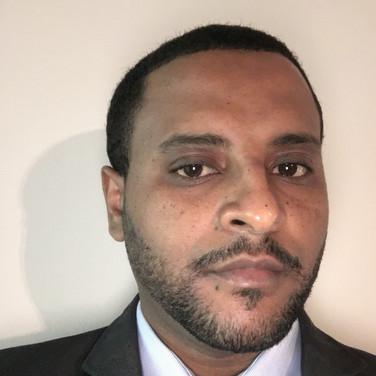 Kirubel Assegid, PhD Volunteer & Talent Management Lead