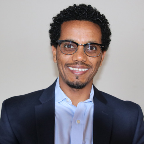 Ermiyas D. Mengesha, Legal Counsel/Fundraising Lead