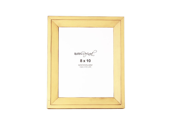 8x10 Haven picture frame - Daffodil