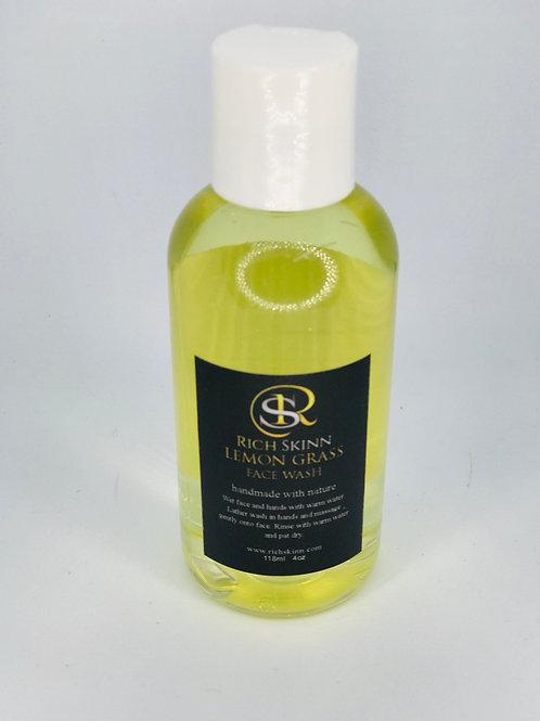 Lemon Grass Face Wash