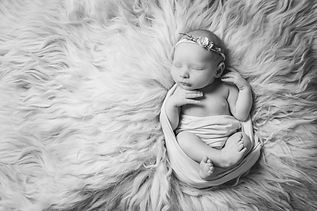natural newborn photography west yorkshi