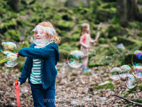 Outdoor Family Photography | West Yorkshire