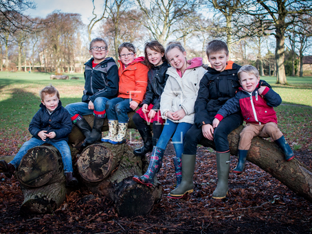 Lifestyle family photography | Manor Heath | Halifax | West Yorkshire