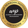VH Photography qualified newborn photogr