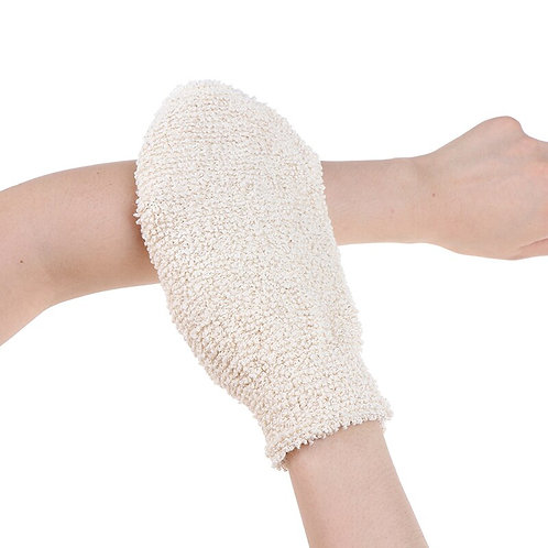 1Pcs Soft Exfoliating Bath Gloves