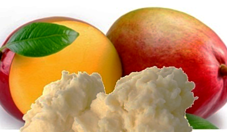 Get radiant smooth skin with our whipped mango butter