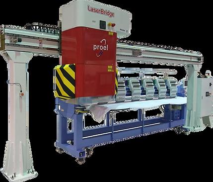 Laser Bridge System