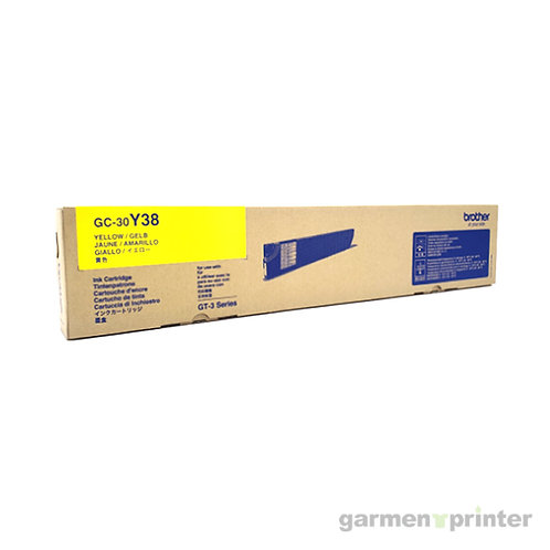 Yellow Ink 380 CC / GT381 / GT3 Printers