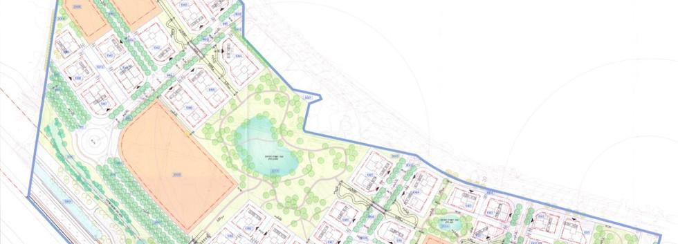 קרקע בתכנית רע2020 - תכנון נוף