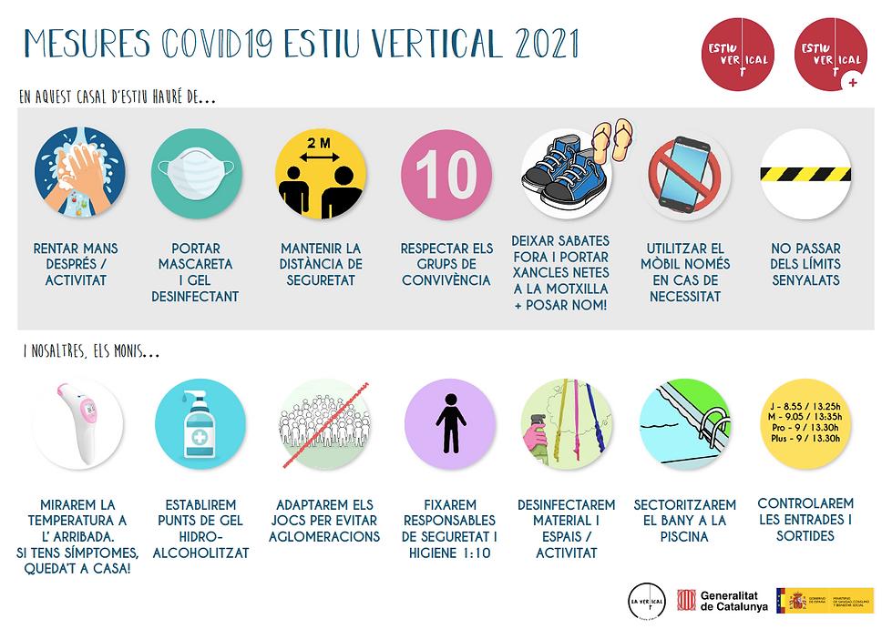 MESURES SEGURETAT COVID19 ESTIU VERTICAL