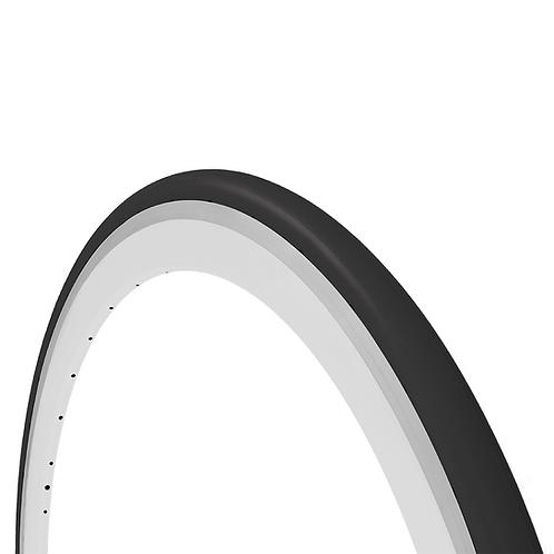 Tannus Solid Tire Slick: 700×28C