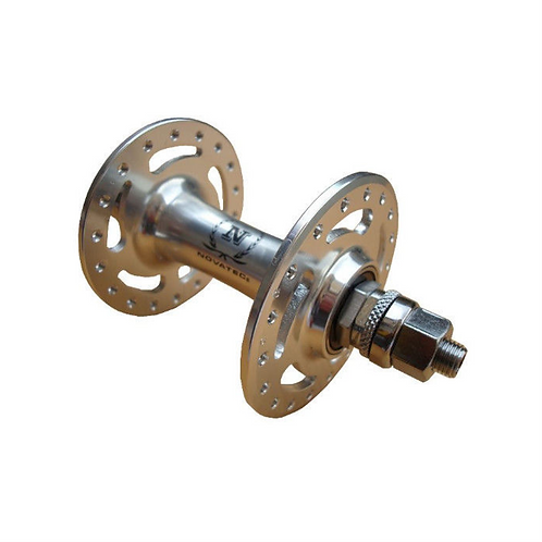 Novatec Sealed Bearing Hub (Silver)