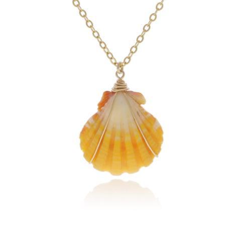 Sunrise Shell Jewelry Making Class