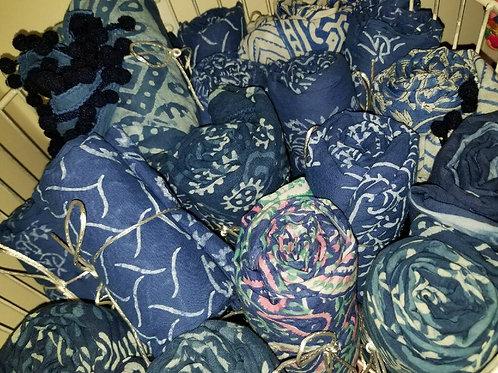Block Print Sarong (Pareo)
