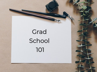 My experience of getting into grad school to become an SLP