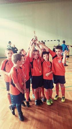 MUSTANG CUP 2016