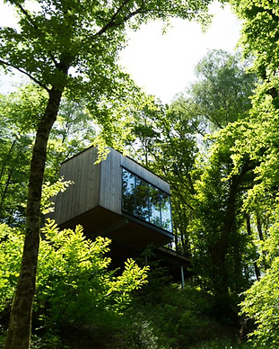 MY HOTEL CHIC - boutique hotels et maisons d'hôtes design, intimistes et trendy - Les cabanes de Salagnac - Corrèze