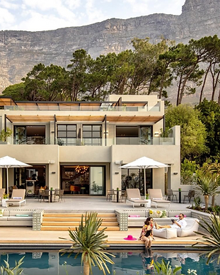Camissa House - Le Cap - Afrique du Sud.