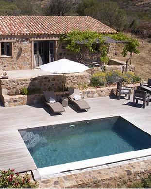 MY HOTEL CHIC - boutique hotels et maisons d'hôtes design, intimistes et trendy - Les bergeries d'Arone - Piana - Corse - Villa