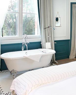 MY HOTEL CHIC - boutique hotels et maisons d'hôtes design, intimistes et trendy - Hôtel le Nessay - Dinard - Bretagne - château