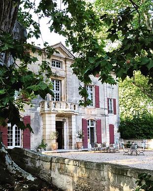 MY HOTEL CHIC - boutique hotels et maisons d'hôtes design, intimistes et trendy - Château de Roussan - Saint rémy de Provence