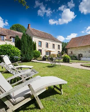 MY HOTEL CHIC - boutique hotels et maisons d'hôtes design, intimistes et trendy - La ferme de Bouchemont - auneau bleury saint symphorien