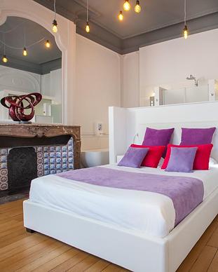 MY HOTEL CHIC - boutique hotels et maisons d'hôtes design, intimistes et trendy - Esplanade Lille - Lille - Nord