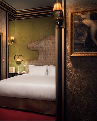 MY HOTEL CHIC - boutique hotels et maisons d'hôtes design, intimistes et trendy - Maison Souquet - Paris - Montmartre