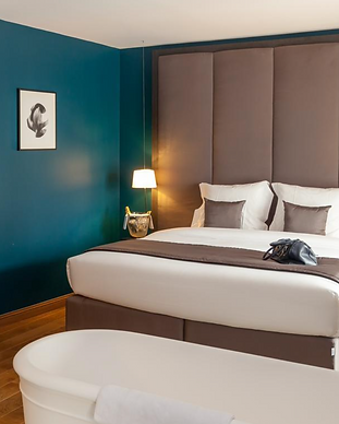 MY HOTEL CHIC - boutique hotels et maisons d'hôtes design, intimistes et trendy - La maison d'à côté - Blois - restaurant étoilé