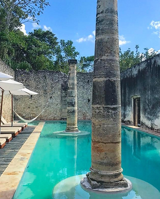 Hacienda Uayamon - Campeche Mexique.png