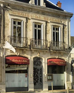 MY HOTEL CHIC - boutique hotels et maisons d'hôtes design, intimistes et trendy - L'Hôtel de Beaune - centre ville - Bourgogne
